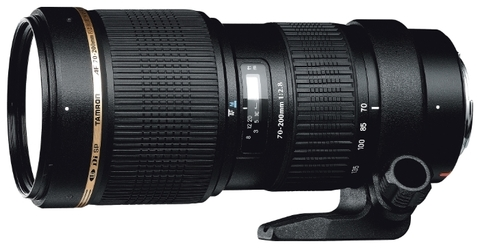 Объектив Tamron SP AF 70-200mm, f/2,8 Di LD [IF] Macro (A001E) для Canon EF