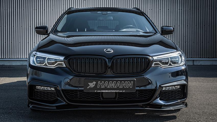 Обвес Hamann для BMW 5 SERIES G31