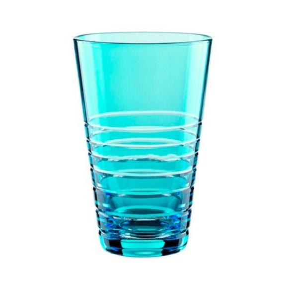 Sixties Rondo Aqua - Набор стопок для водки из хрусталя, 2 шт, 60 мл недорого