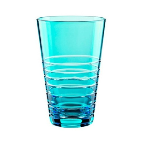 Sixties Rondo Aqua - Набор стопок для водки из хрусталя, 2 шт, 60 мл