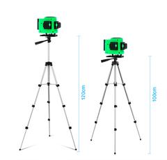Лазерный уровень FARRTRAN R-1 12 зеленых лучей(нижний горизонт) + штатив 1,2 метра