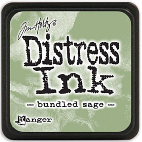 Подушечка Distress Ink Ranger - Bundled sage