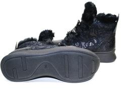Модные зимние кроссовки