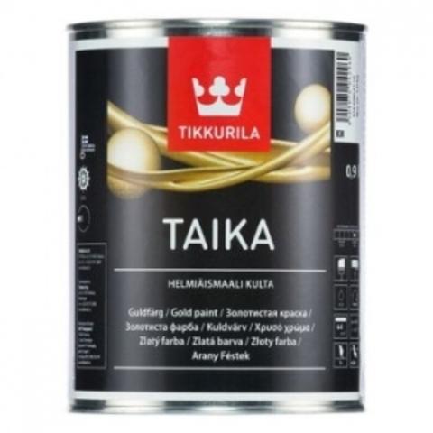 Tikkurila Taika / Тиккурила Тайка укрывная краска перламутровая