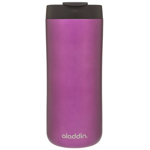 Термокружка Aladdin (0,35 литра) из нержавеющей стали, фиолетовая