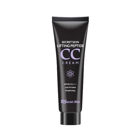 Крем CC подтягивающий пептидный Secret Skin