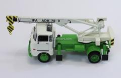 IFA W50L ADK70 white-green 1968 IST192T IST Models 1:43
