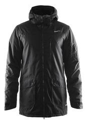 Куртка-Парка тёплая удлинённая Craft Parker мужская чёрная