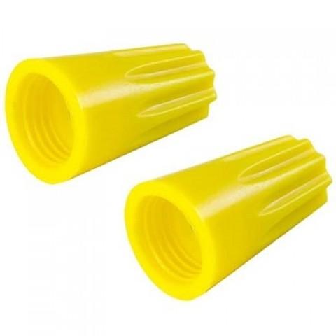 Соединительный изолирующий зажим СИЗ-4 11,0 мм2 желтый (5 шт) TDM