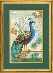 DIMENSIONS Королевский павлин (Royal Peacock)