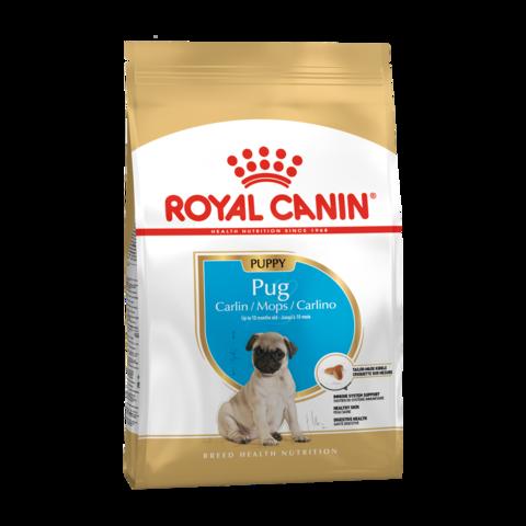 Royal Canin Pug Puppy Сухой корм для щенков породы мопс