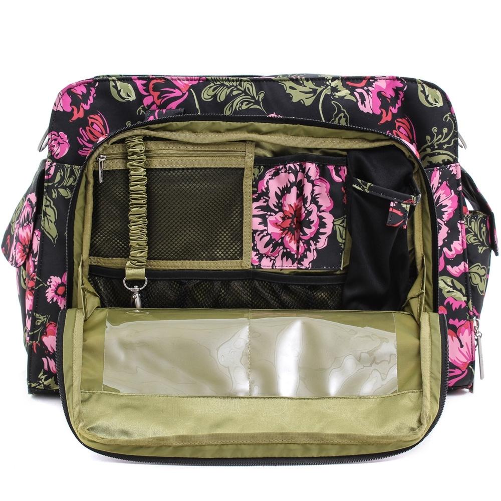 #Дорожная сумка Ju-Ju-Be Be Prepared Blooming Romance