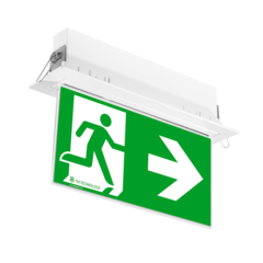 Световой указатель с рамкой для встраиваемого монтажа ONTEC-G TM Technologie