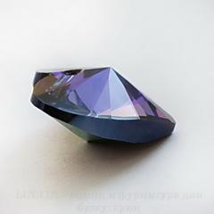 6228 Подвеска Сваровски Сердечко Crystal Heliotrope (14,4х14 мм)