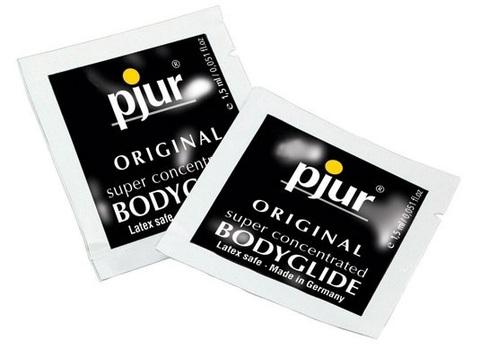 Пробник концентрированного лубриканта pjur ORIGINAL - 1,5 мл.