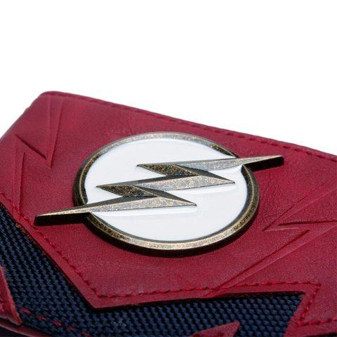 Флэш супергерой портмоне
