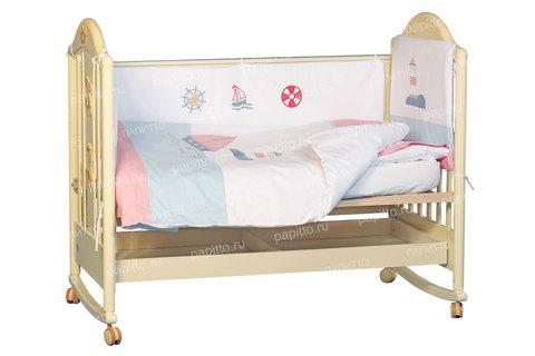 Папитто. Комплект в кроватку