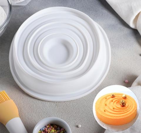 Силиконовая Форма для тортов и выпечки 20×19 см