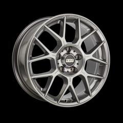 Диск колесный BBS XR 8x18 5x120 ET30 CB82.0 platinum silver