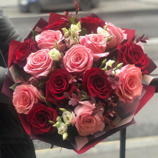 Букет цветов 379