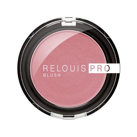 Relouis pro Румяна компактные Blush тон №74 Lilac bunch