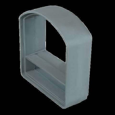 Удлинитель портала печи ПБ-02 100 мм