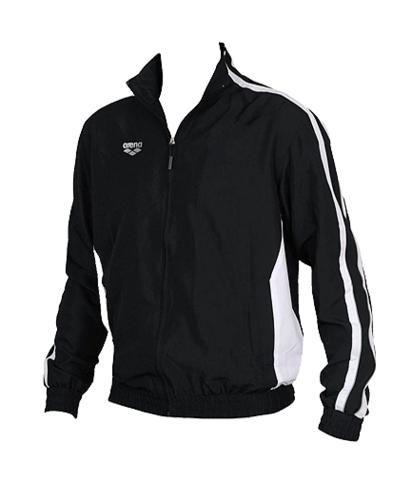 Спортивная куртка Arena Prival Black/White team line
