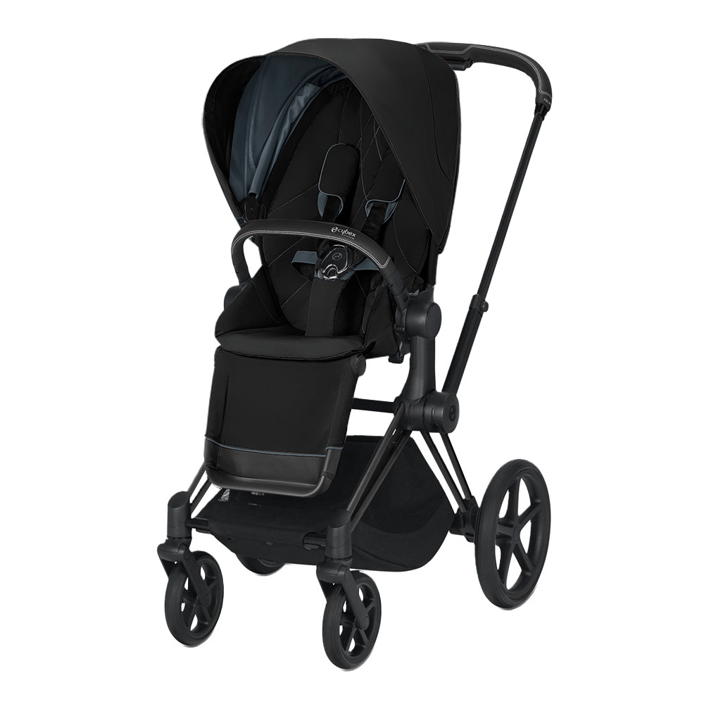 Прогулочная коляска Cybex Priam III 2020 Прогулочная коляска Cybex Priam III Deep Black Matt Black cybex-priam-pushchair_deep-black_matte-black.jpg