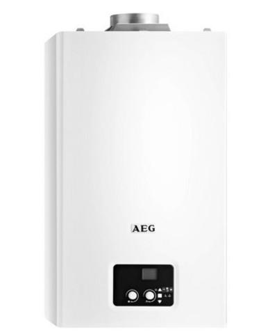 Газовый настенный котел двухконтурный AEG GBT 228
