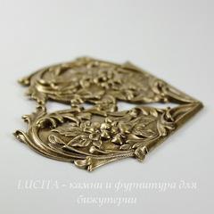 Винтажный декоративный элемент - штамп