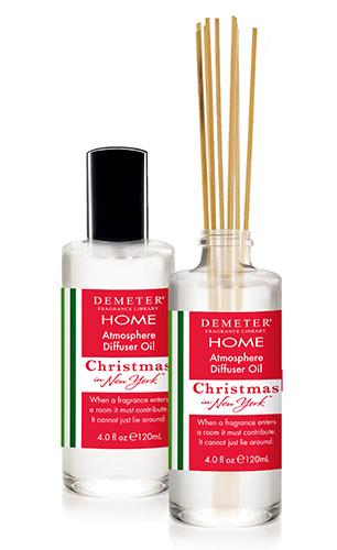 Аромат для дома «Рождество в Нью-Йорке» от Demeter