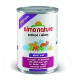 Almo Nature Daily Menu Bio Rabbit Консервы для кошек