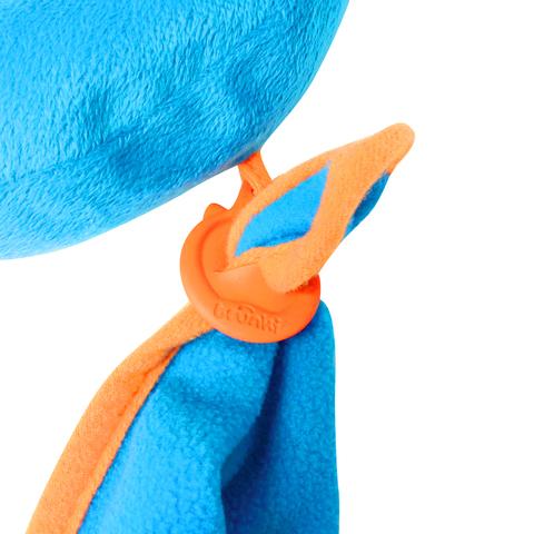 Подголовник детский Yondi, голубой
