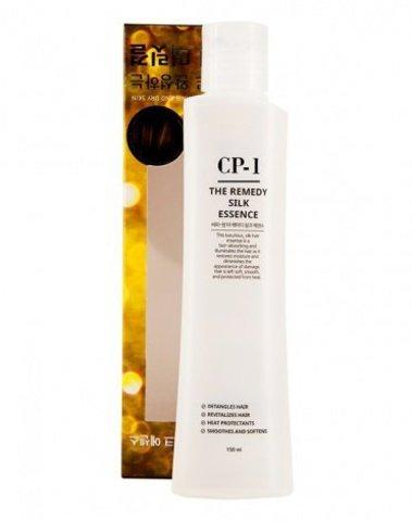 Лечебная шелковая эссенция для волос ESTHETIC HOUSE CP-1 The Remedy Silk Essence