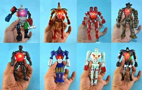 Живая сталь игрушки роботов