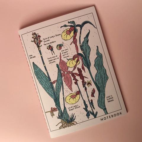 Тетрадь «Orchid»