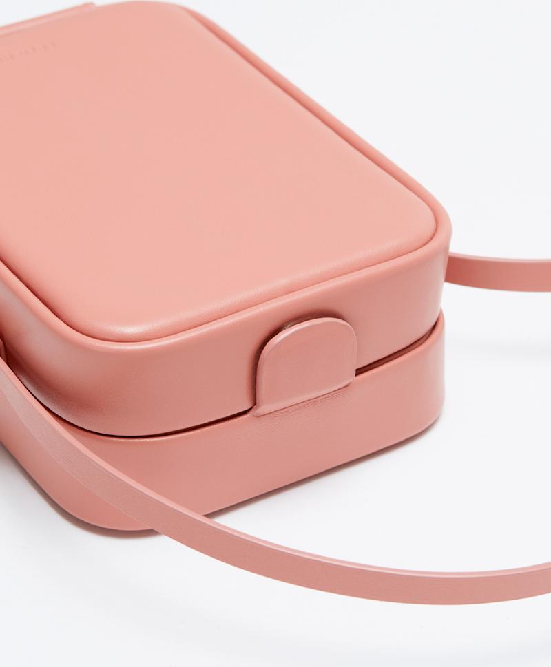 Сумка-куб мобильный Flamingo