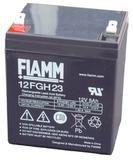 Аккумулятор FIAMM 12FGH23 ( 12V 5Ah / 12В 5Ач ) - фотография