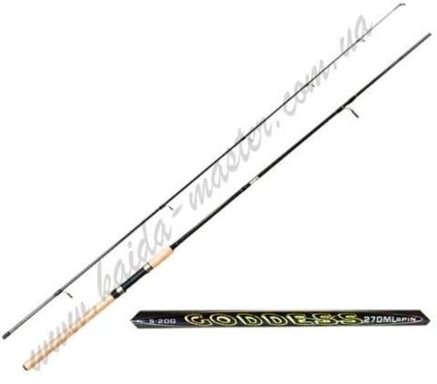 Спиннинг Kaida 101-270м