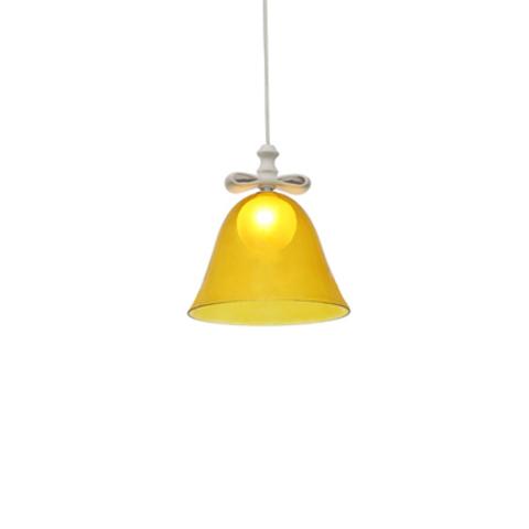 Подвесной светильник копия Bell by Moooi (желтый)