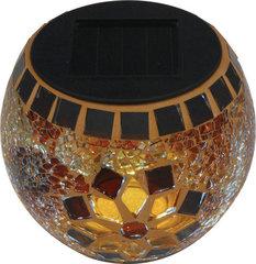 Светильник садово-парковый на солнечной батарее, 1 белый LED, FL005 (Feron)