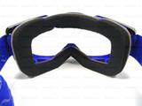 Кроссовые мото очки NENKI, синие