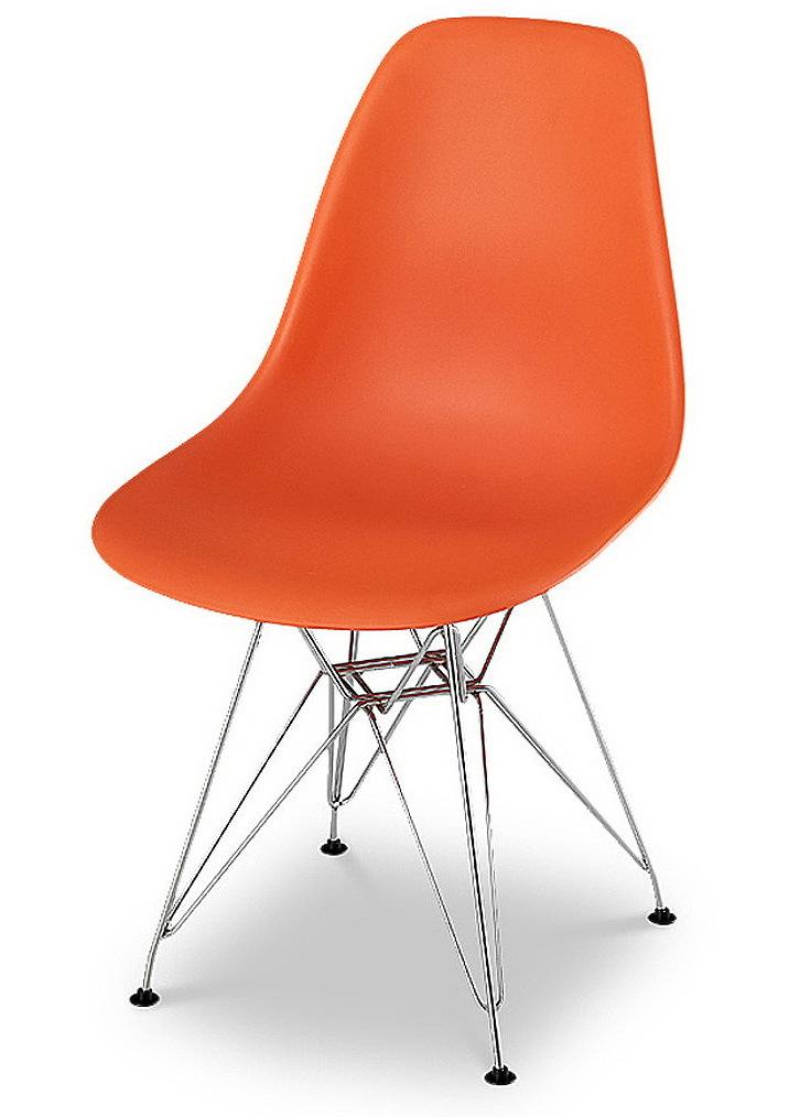 Стул ESF PM073 (Y304M) orange (оранжевый)