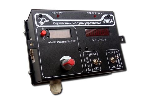 Программируемый сервисный модуль управления СМ-СКЗ-ТМ ДонКонт