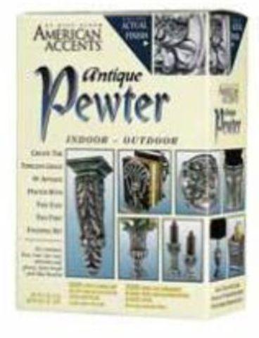 Antique Pewter Kit Античное олово (аэрозоль+банка)