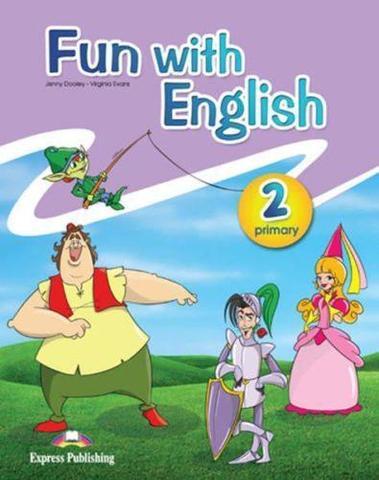 Fun with English 2. Pupil's Book. Учебник