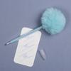 Ручка Furry Mint синяя шариковая