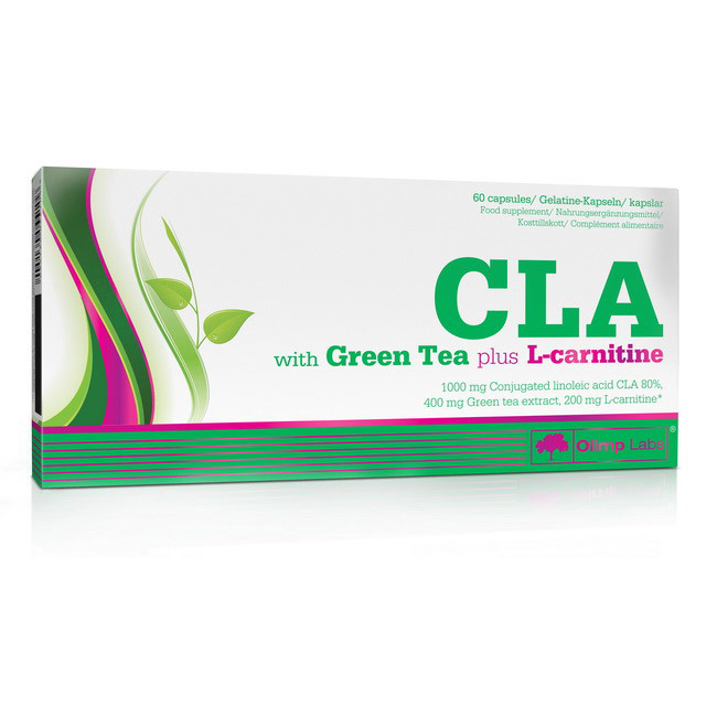 CLA with Green Tea plus L-Carnitine