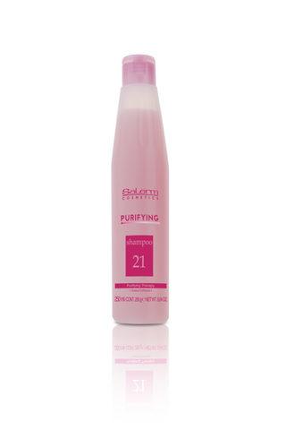 Шампунь очищающий, Salerm Cosmetics,250 мл.