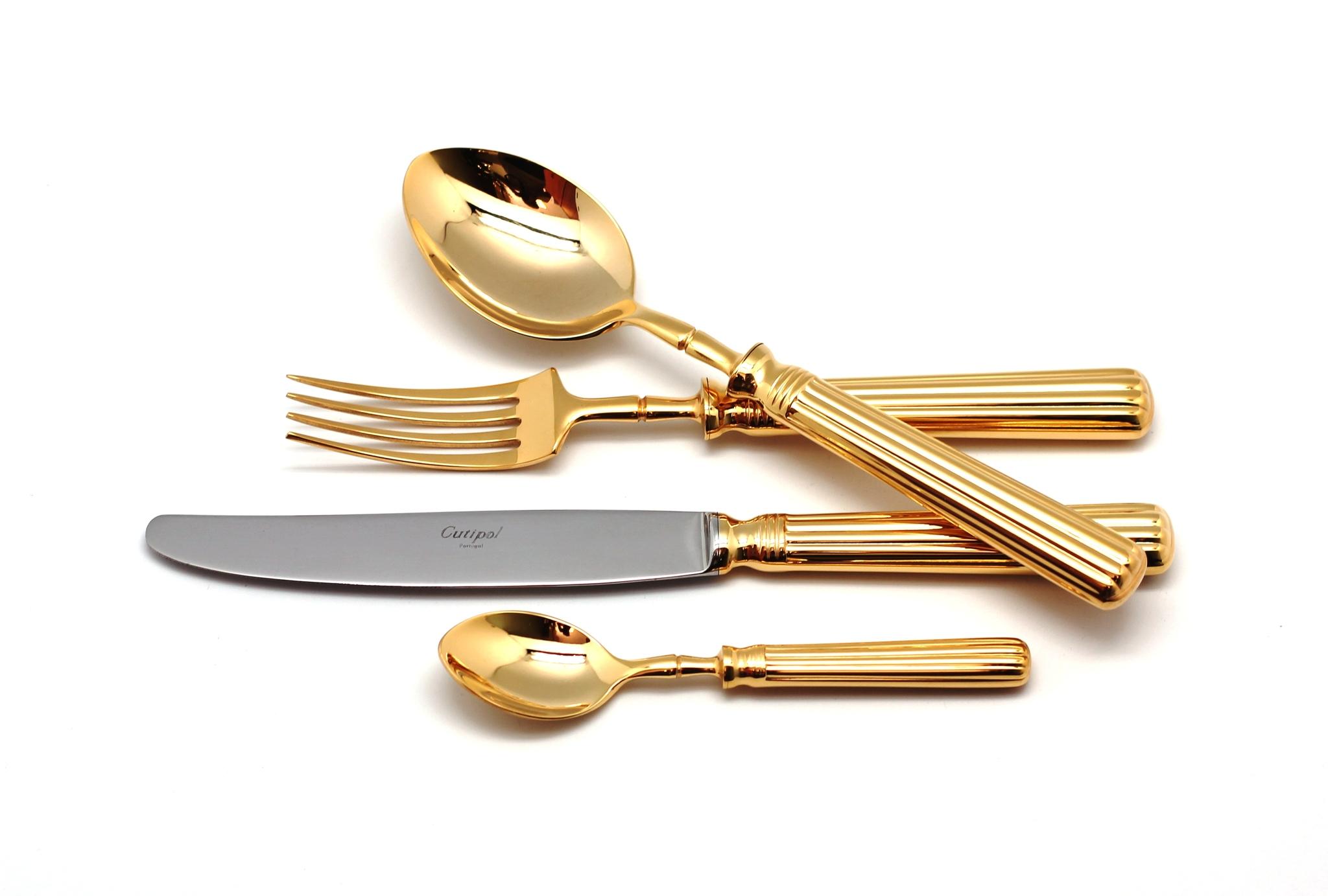 Набор 72 пр LINE GOLD, артикул 9171-72, производитель - Cutipol